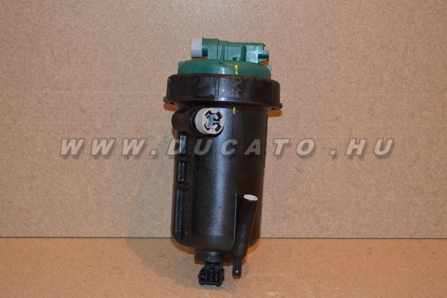 Gázolajszűrőház műanyag 2.3,3.0 06-11
