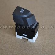Ablakemelő kapcsoló (Bal ajtó bal gomb) fehér 02-06 Duc