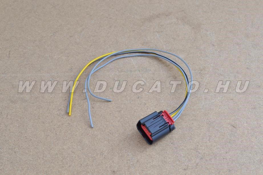 Csatlakozó 6 szállas kábellel (Puma légtömegmérő)