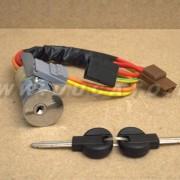 Gyújtákapcsoló+Kulcs Scudo 95-07