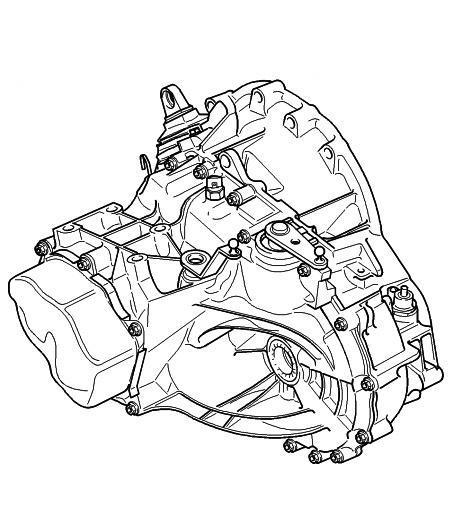 MG 2.5 - 2.8 D-TD-JTD-HDI váltó javítás